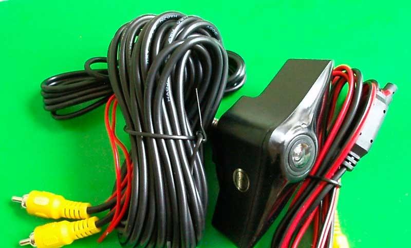 Автомобильная камера переднего вида для Mazda 6 CX-5 CCD 2013+ - 1