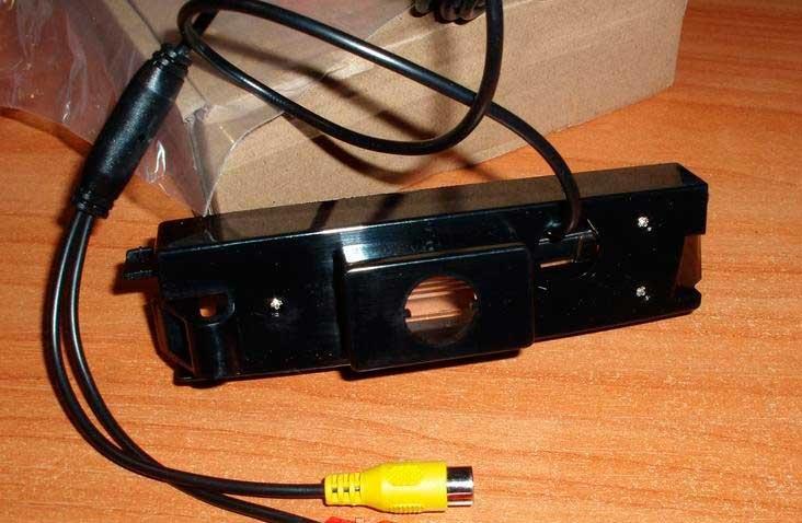 Камера заднего вида Toyota, CHERY - 3