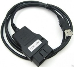 VAG K+CAN Commander 3.6 OBD2 USB