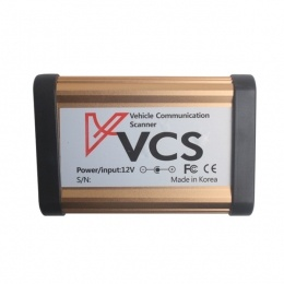 VCS - Vehicle Communication Scanner